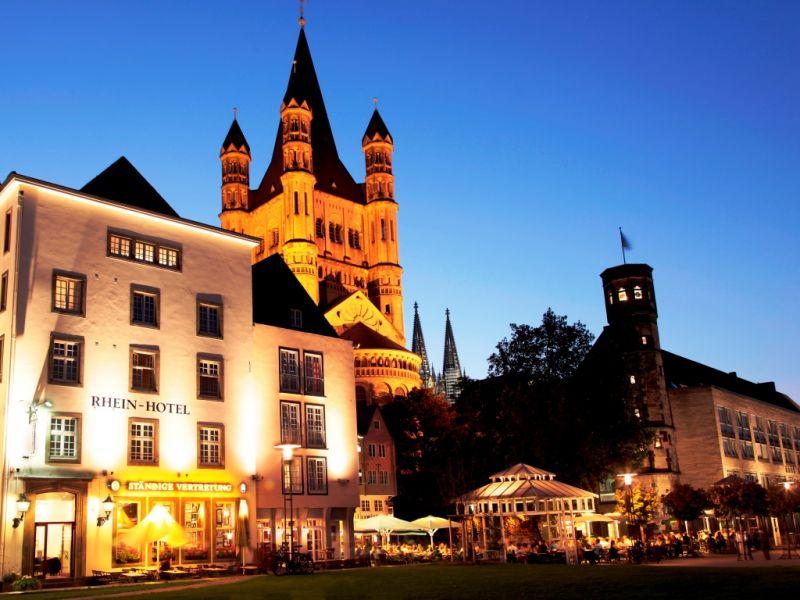 Stäv Köln