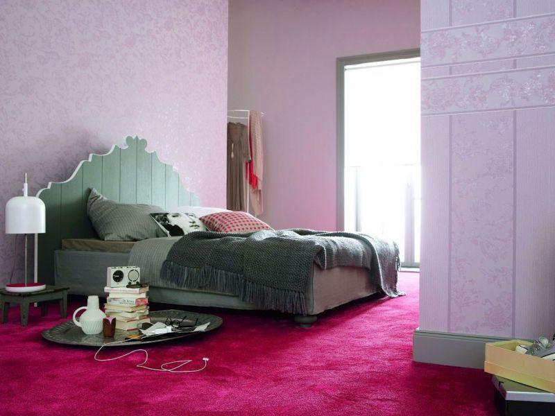 Entspannen erlaubt: Tapeten verwandeln schlichte Räume in echte ...