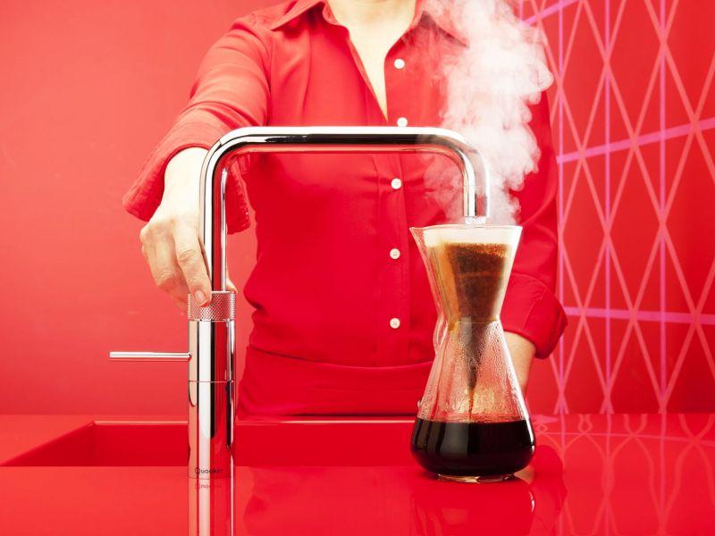 Innovation In Der Kuche Kochendes Warmes Oder Kaltes Wasser Nach