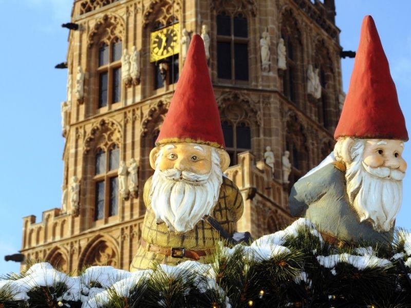 Wo Ist Der Größte Weihnachtsmarkt.Größter Weihnachtsmarkt Kölns Die Heinzelmännchen Freuen Sich Auf