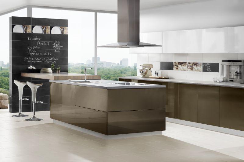 wohntrend offene k che gemeinsam kochen und wohnen. Black Bedroom Furniture Sets. Home Design Ideas