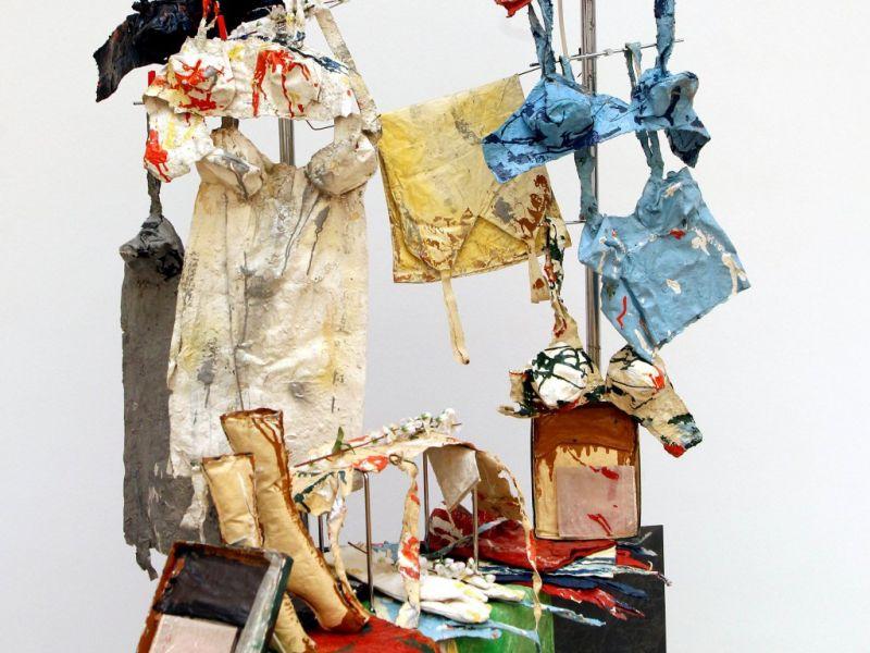 museum ludwig in k ln w rdigt pop art k nstler claes oldenburg mit ausstellung. Black Bedroom Furniture Sets. Home Design Ideas