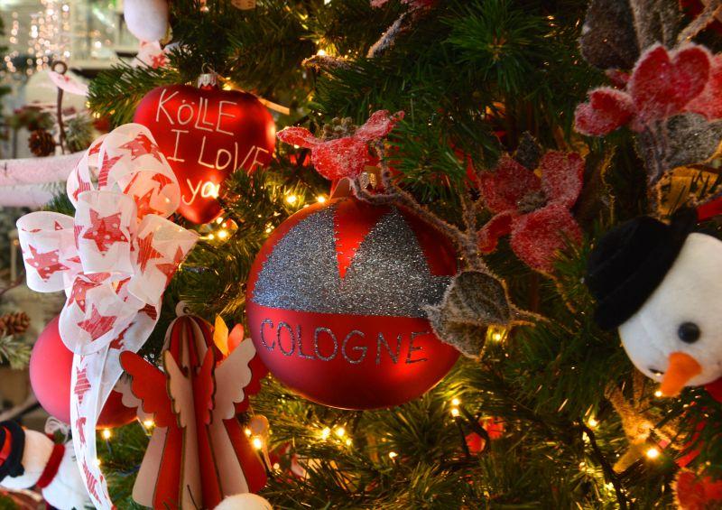 Christbaumkugeln Köln.Dinger S Weihnachtsbazar In Köln Nicht Nur Zur Weihnachtszeit Ein
