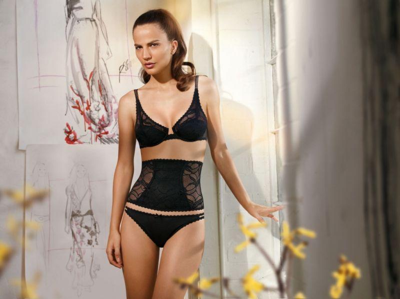 29deab3235 Mehr als nur Unterwäsche – Mode für drunter: Romantisch, sportlich und  raffiniert