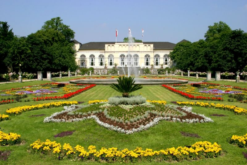 Führung Durch Das Gartendenkmal