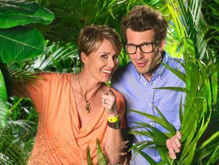 Moderatoren Sonja Zietlow und Daniel Hartwich sind bekannt für ihre bissigen Kommentare bei 'Ich bin ein Star - Holt mich hier raus!'. Alle Infos zu 'Ich bin ein Star - Holt mich hier raus!' im Special bei RTL.de: www.rtl.de/cms/sendungen/ich-bin-ein-star.html / copyright: Mediengruppe RTL Deutschland