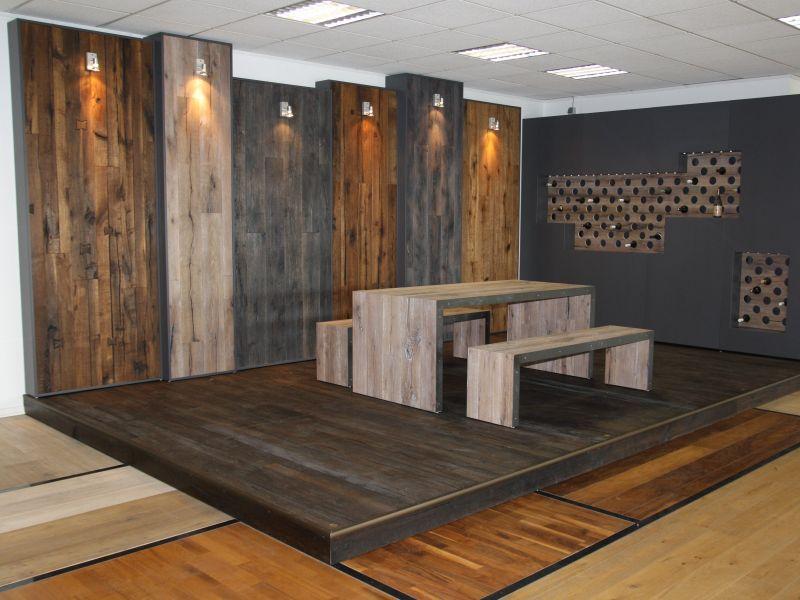 neues parkett studio vom schwedischen hersteller k hrs. Black Bedroom Furniture Sets. Home Design Ideas