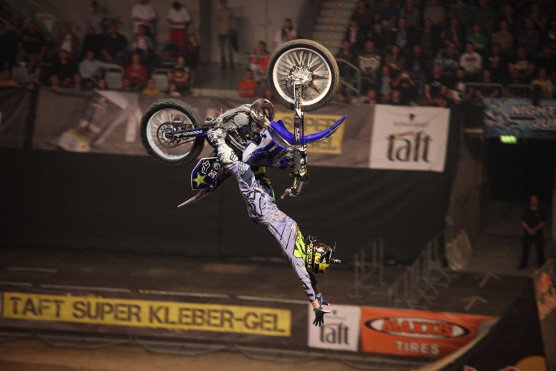 Night Of The Jumps Köln 2014 Am 04102014 In Der Lanxess Arena