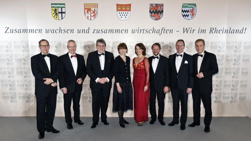 Neujahrsempfang der IHK Köln stellt Metropolregion in den Vordergrund / copyright: Olaf-Wull Nickel / IHK Köln