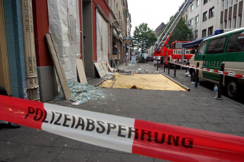 Anschlag Köln