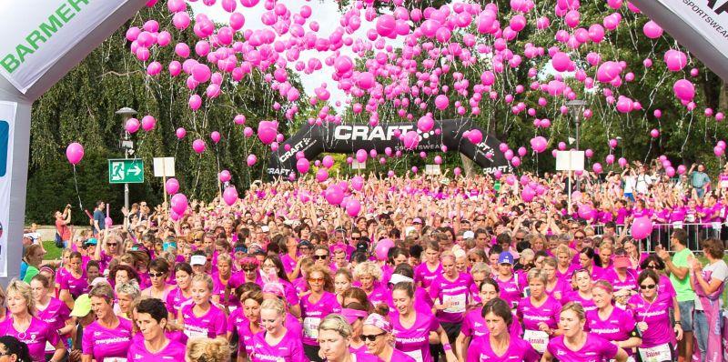 Schlussspurt zum craft women s run k ln for Craft women s run