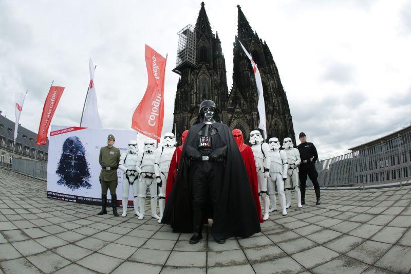 Odysseum Köln Star Wars Ausstellung