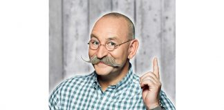 """Mit Spitzen-Koch Horst Lichter ist """"Alles in Butter"""" und er hat """"Keine Zeit für Arschlöcher""""! - copyright: MTS GmbH / Stephan Pick"""