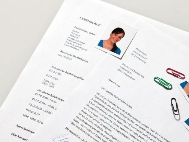Welches sind die schwierigsten Teile eines Bewerbungsschreiben? - copyright: Erwin Wodicka / BilderBox / wodicka@aon.at