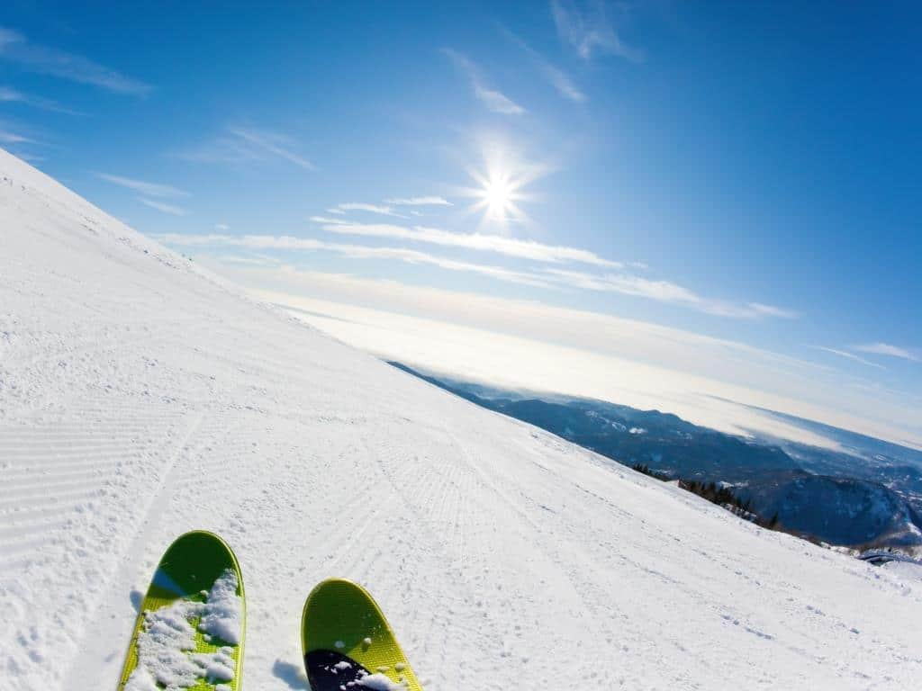 Die beliebtesten Skigebiete Österreichs copyright: Envato / rcaucino