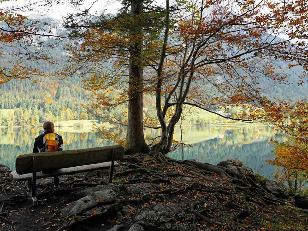 Krafttanken mitten in der Natur Tirols copyright: pixabay.com