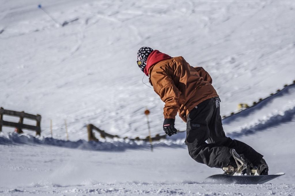 Skifahren und Snowboardfahren copyright: pixabay,com