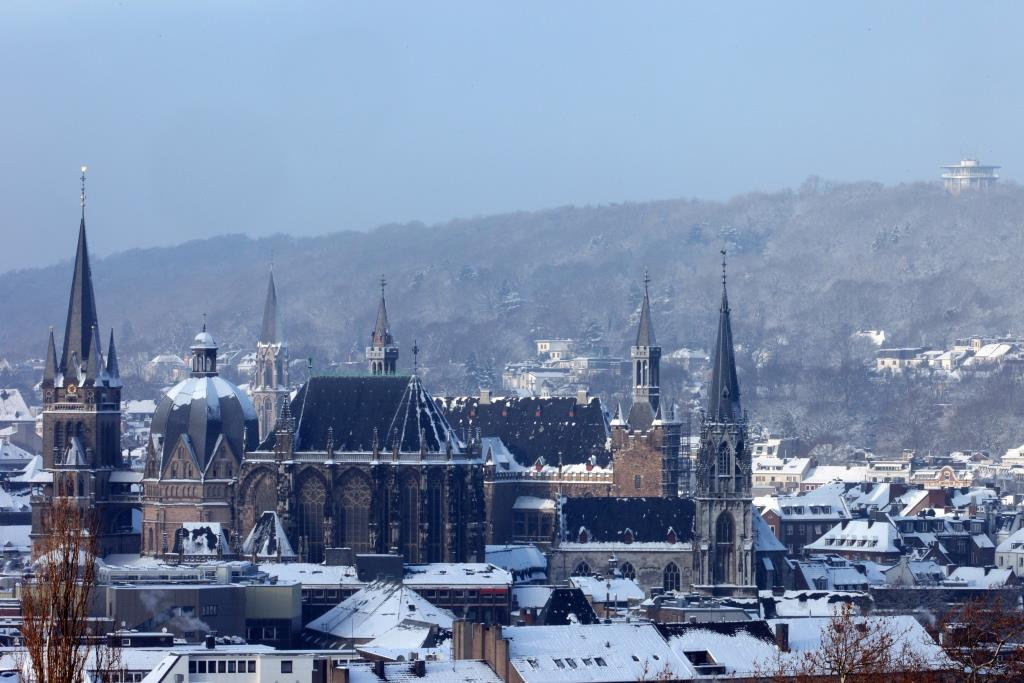 Aachen - Die Kaiserstadt im Herzen Europas copyright: ats / www.medien.aachen.de / A. Steindl