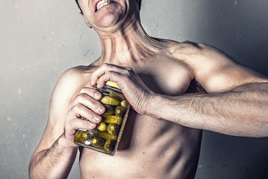 Um Muskelmasse aufbauen zu wollen, benötigen Sie den gewissen Kick im Kopf. copyright: pixabay.com