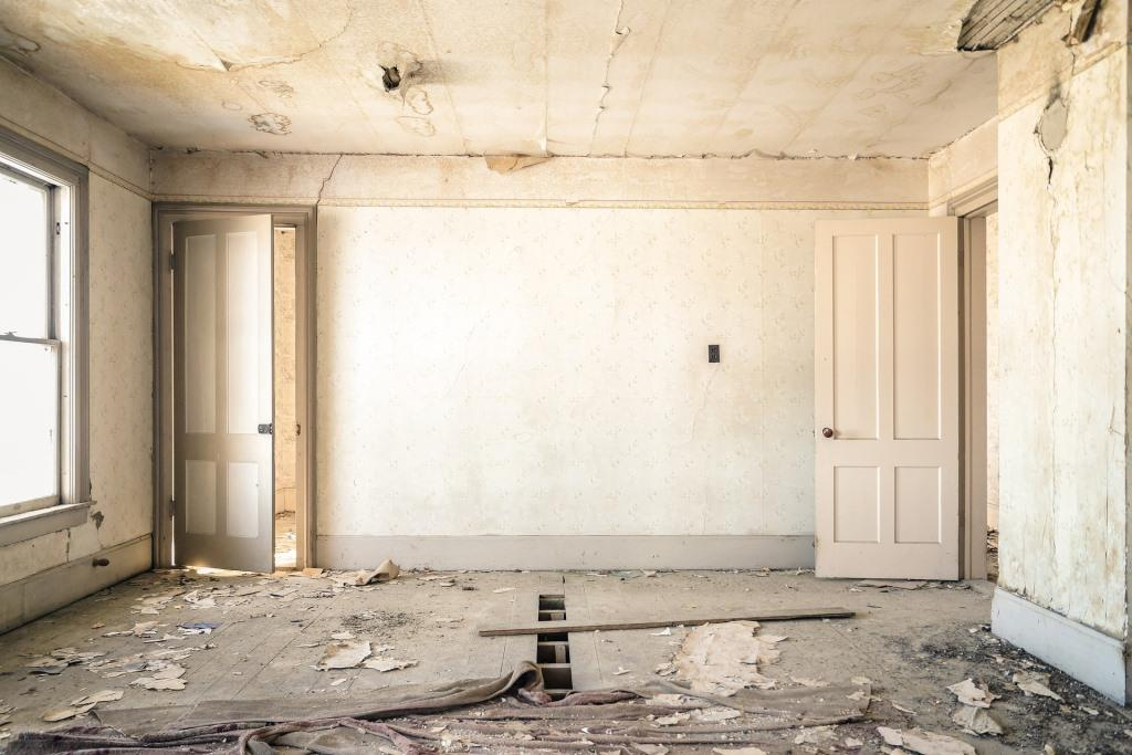 GroBartig Bunte Wände Und Selbstverlegtes Laminat: Was Man Als Mieter Beim Auszug Und  Der Renovierung Beachten