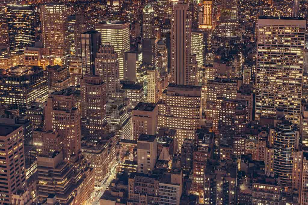 Die Metropolregion New York mit 18,9 Millionen Einwohnern ist einer der bedeutendsten Wirtschaftsräume und Handelsplätze der Welt - copyright: pixabay.com