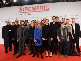 Das komplette Stromberg-Team war bei der Weltpremiere im Kölner Cinedom dabei. copyright: Willi Weber / Brainpool
