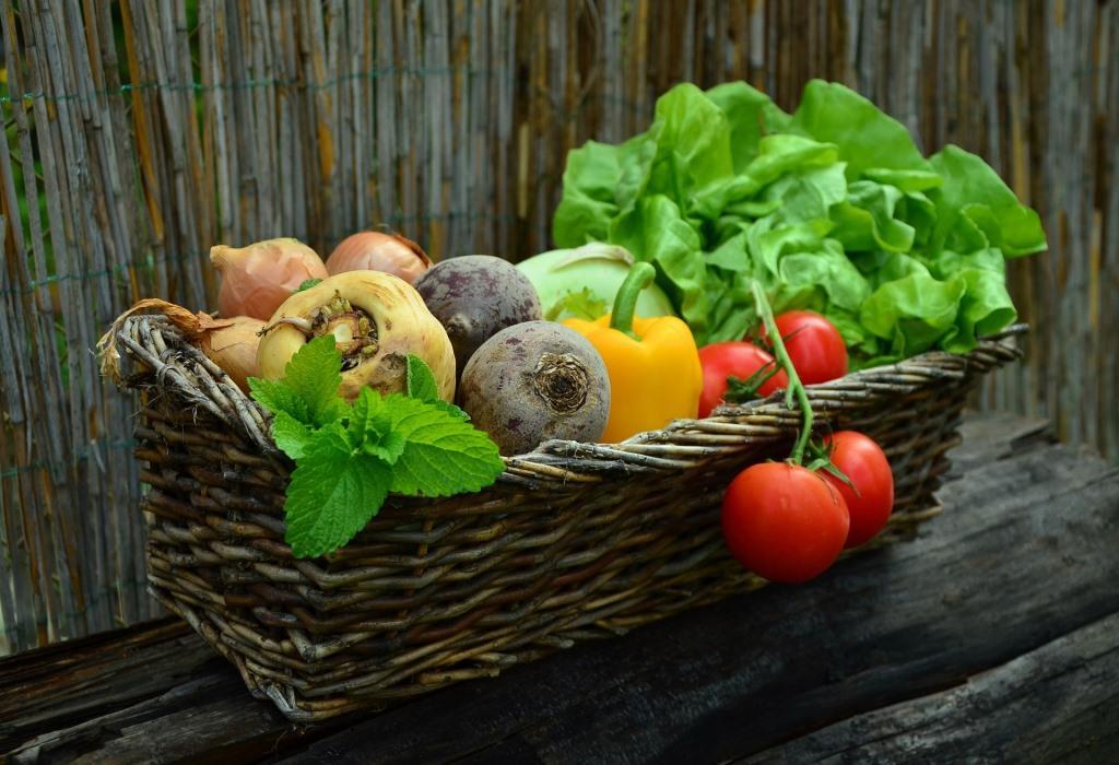 Bei richtiger Zubereitung ist Gemüse ein wertvoller Vitamin-Lieferant - copyright: pixabay.com