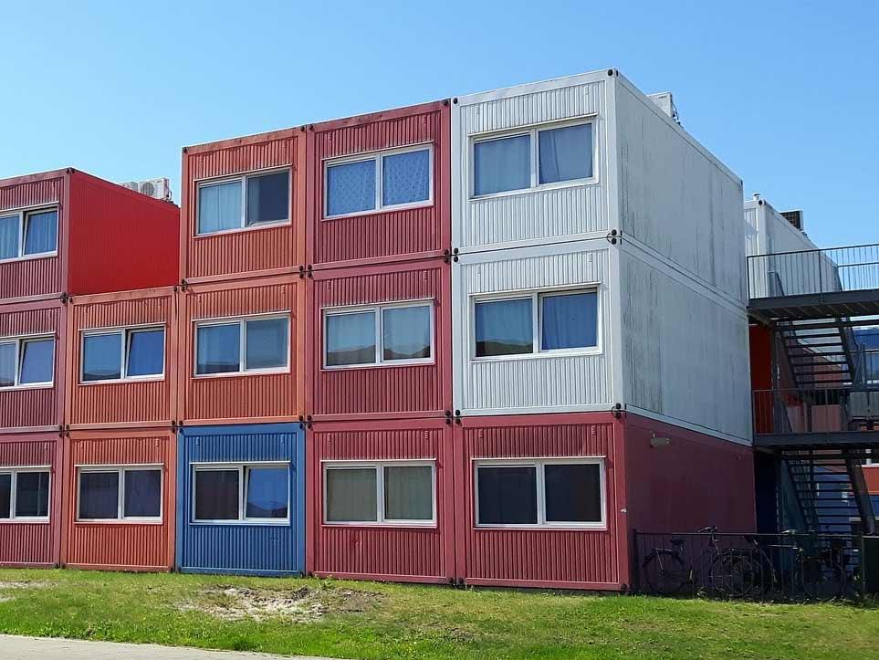 wohnungsnot f r studenten wohncontainer als alternative. Black Bedroom Furniture Sets. Home Design Ideas