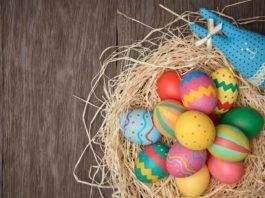 Hauptsache bunt: Selbst gefärbte Eier gehören zum Osterfest einfach dazu copyright: Envato / 918Evgenij