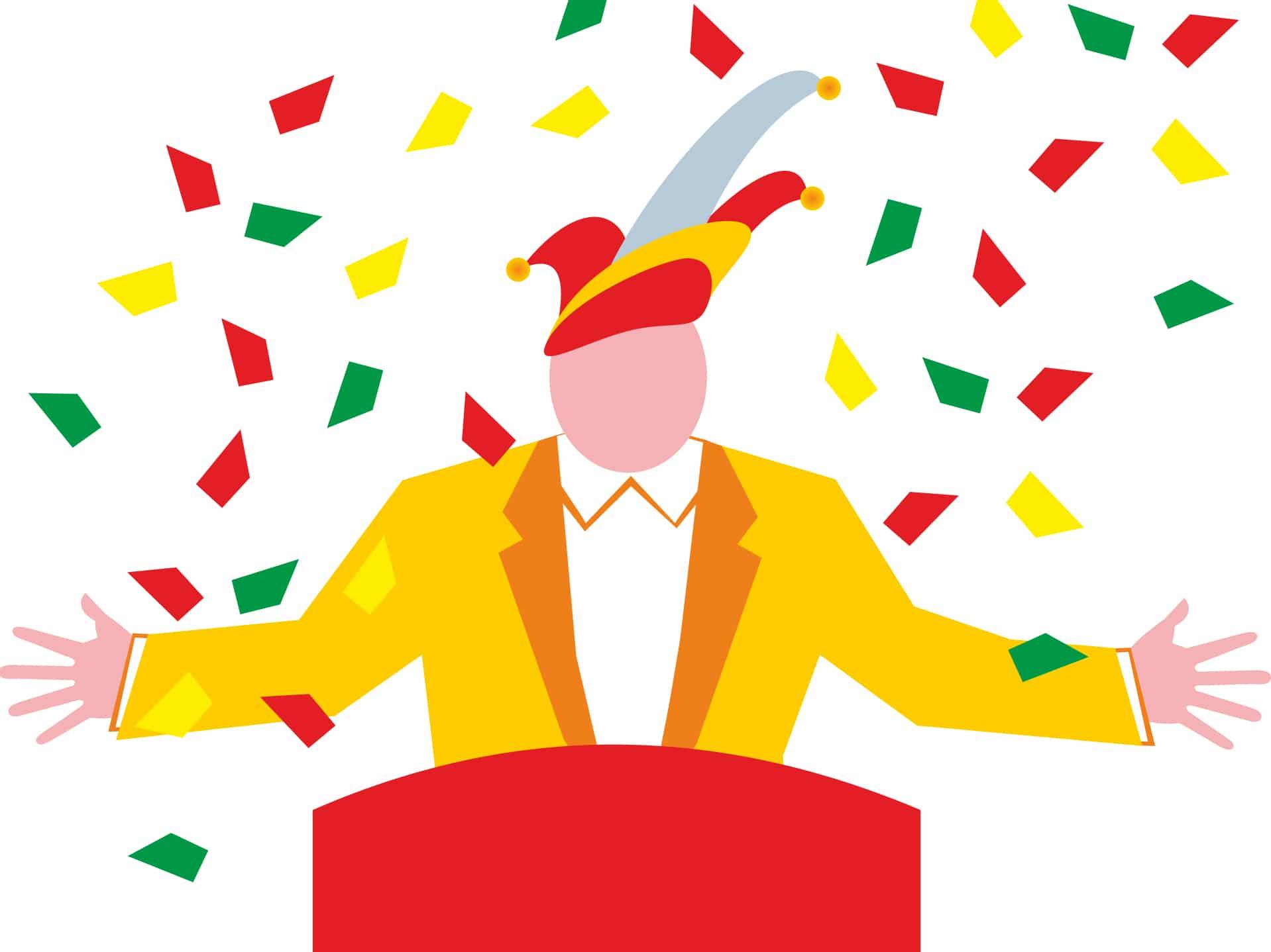 Vom Narrenruf bis zum Katerfrühstück: Bräuche und Traditionen an Karneval - copyright: pixabay.com