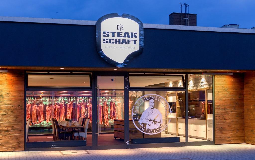 Die Steakschaft: Fleischerlebniszentrale - copyright: Der Ludwig