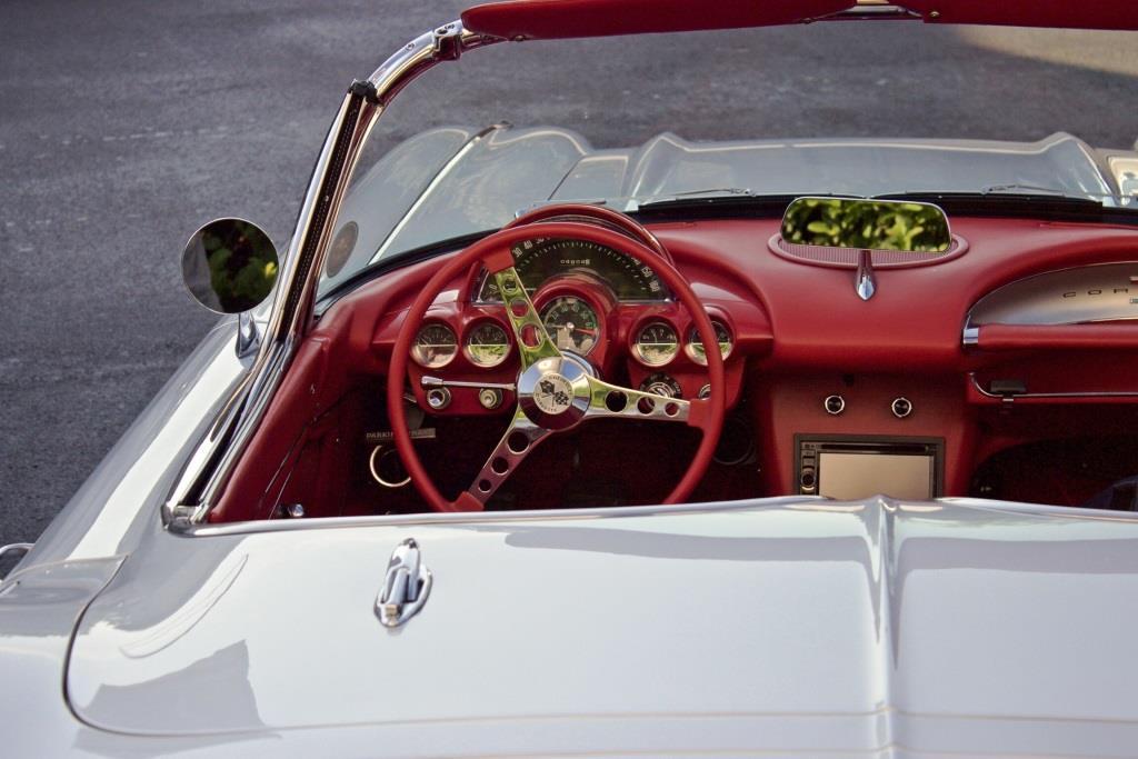 Mit der Kälte gehen die Cabrios: Das Liebhaber-Auto für den Saisonstart fit machen - copyright: pixabay.com