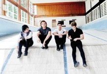5 Seconds Of Summer spielen Titelsong zum Dschungelcamp 2016 copyright: Tom van Schleven / Universal International Division