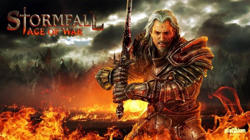 Stormfall: Age of Wars ist ein typisches Browser Strategiespiel. copyright: PR