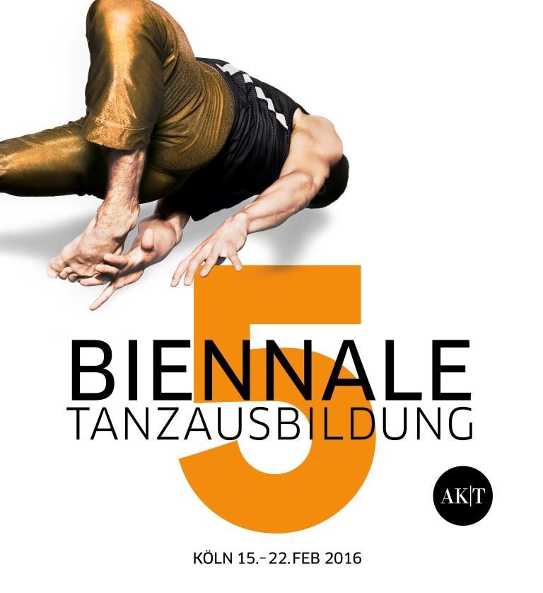 5. Biennale-Tanzausbildung © 2016 Hochschule für Musik und Tanz Köln