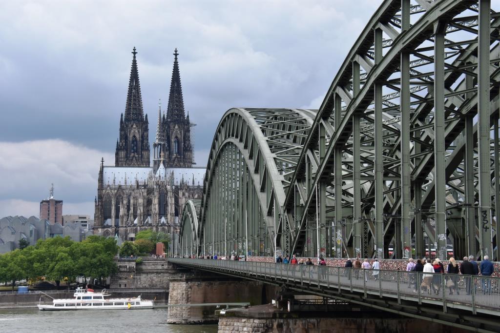 Tourismusbilanz 2015: Köln verzeichnet Rekordergebnis mit 5,98 Millionen Übernachtungen copyright: fritz zühlke  / pixelio.de