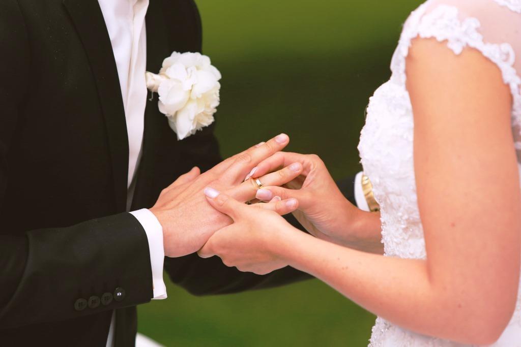 Valentinstag und die Hochzeit im Ausland