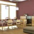 Praktisches Esszimmer in angesagtem Design