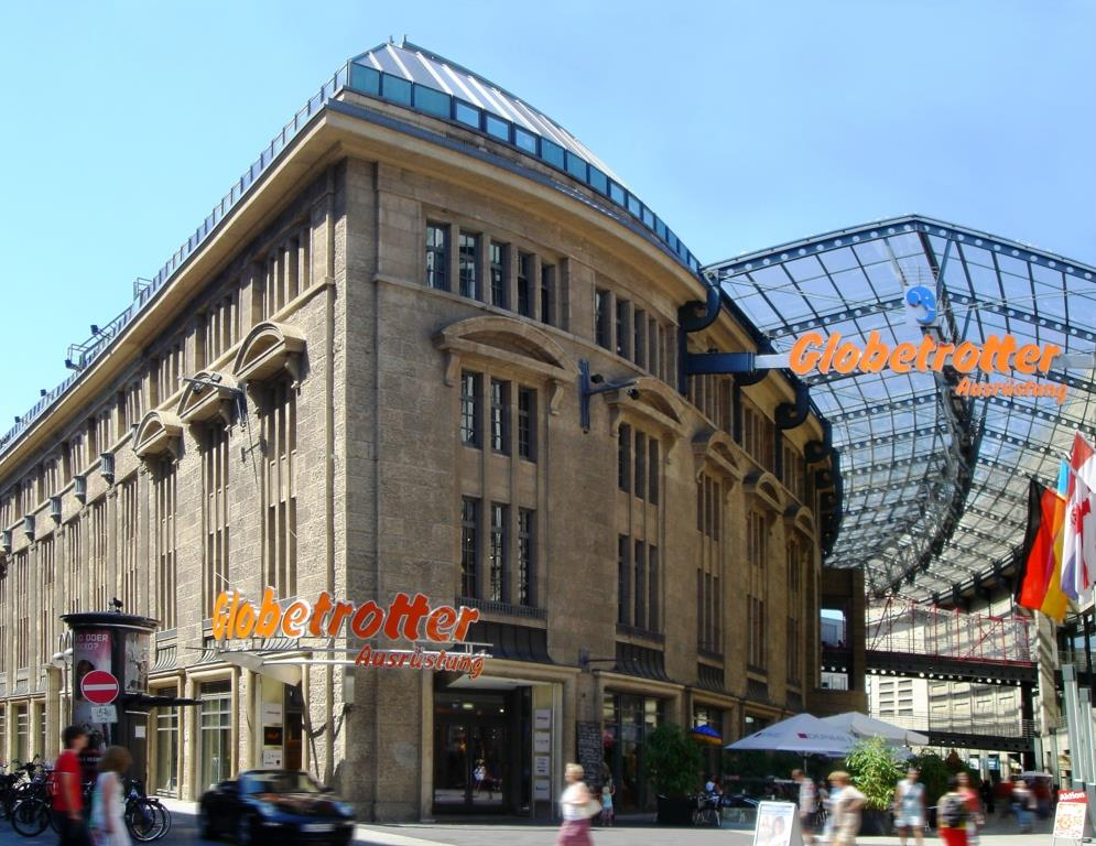 Food Passage zum Jubiläum von Globetrotter in Köln copyright: Globetrotter Ausrüstung