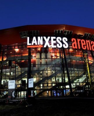 LANXESS arena empfängt wieder mehr Besucher copyright: ARENA Management GmbH