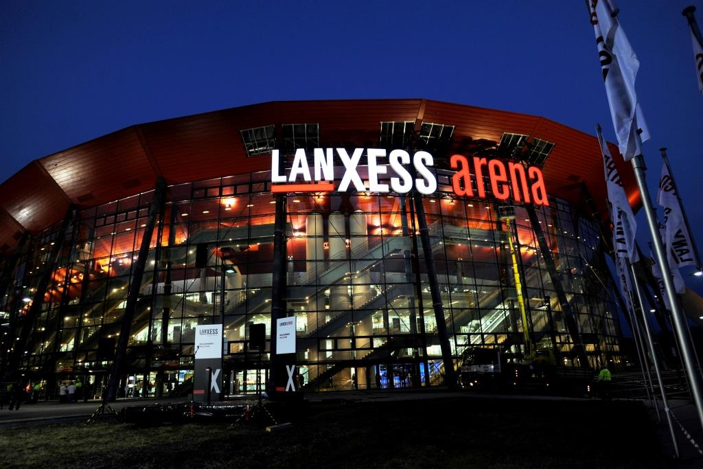 LANXESS arena steht für Entertainment der absoluten Extraklasse! - copyright: ARENA Management GmbH