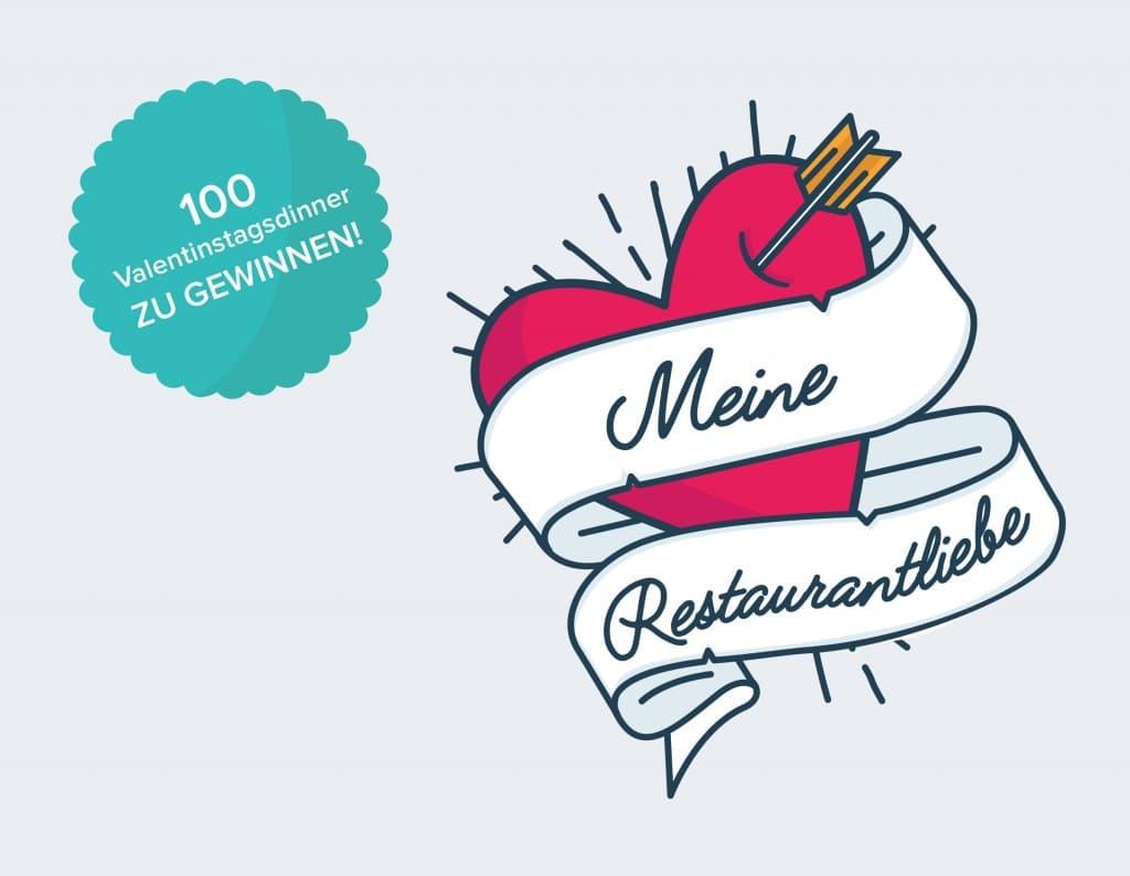 Gestehe deine Liebe: Deliveroo verlost 100-mal das perfekte Valentine's Dinner! copyright: PR