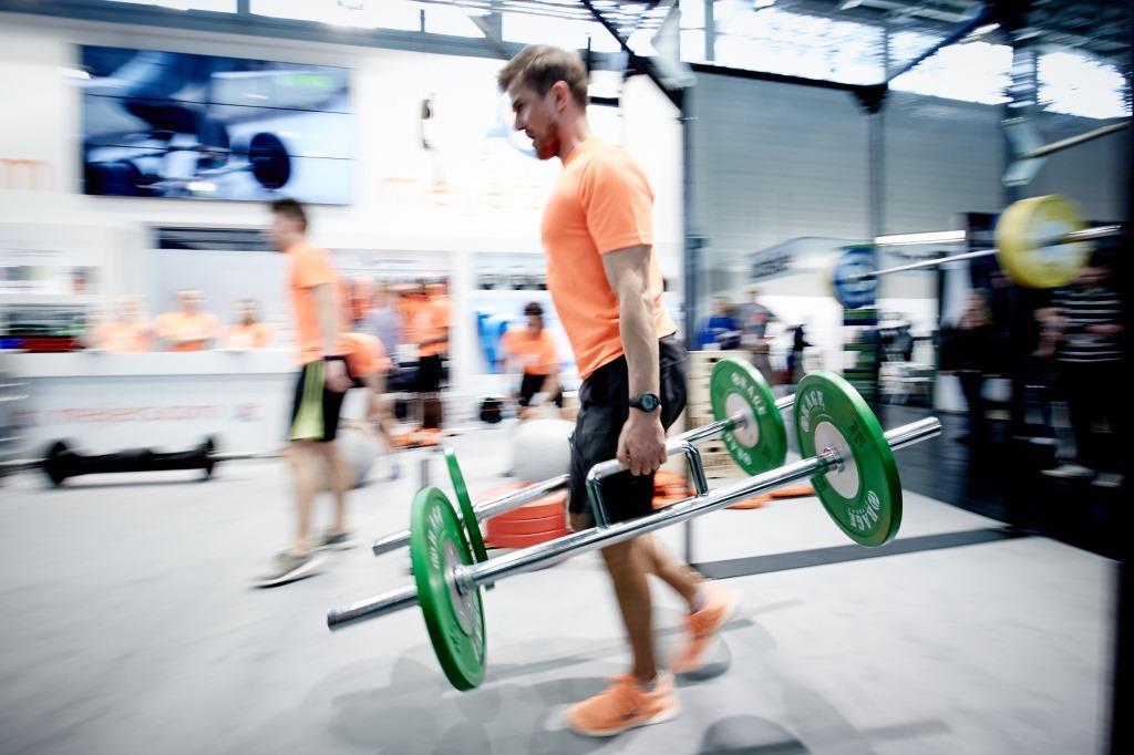 Weltweit kann sich keine Veranstaltung mit ihr messen: Die FIBO in Köln ist die international größte Messe für Fitness, Wellness und Gesundheit. copyright: Behrendt & Rausch Fotografie / Reed Exhibitions Deutschland GmbH