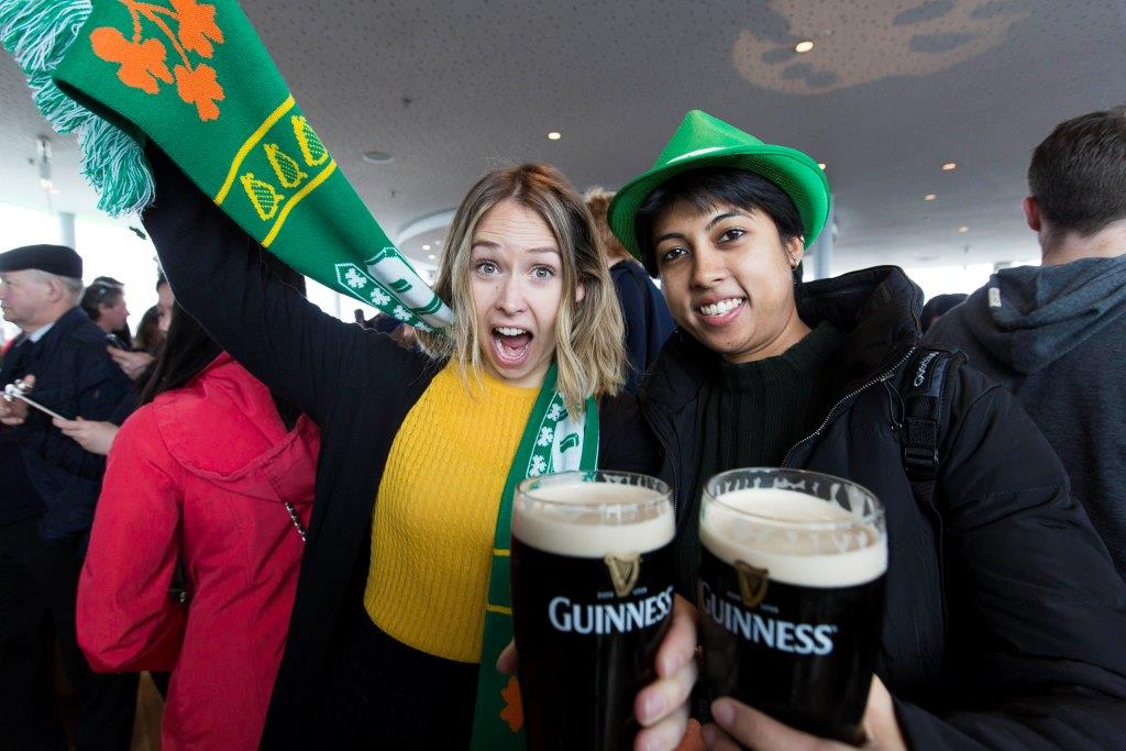 St. Patrick's Day – Feiern wie die Iren copyright: PR