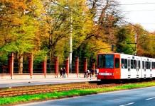 Der 1. FC Köln bittet alle Besucher am besten mit Bus und Bahn zur Saisoneröffnung 2019 zu fahren. copyright: CityNEWS / Alex Weis
