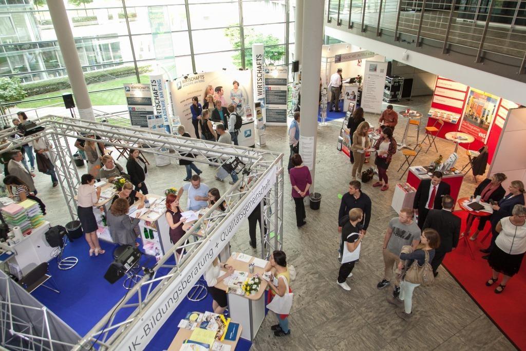 Neue Impulse für den beruflichen Werdegang copyright: Kölner Weiterbildungsmesse