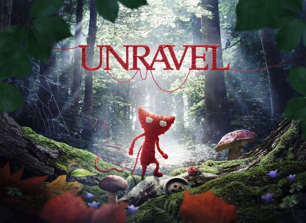 CityNEWS-Spiele-Tipp: Yarny begibt sich in Unravel auf eine überlebensgroße Reise copyright: EA Games