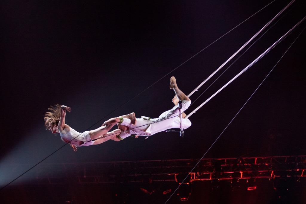 Das Publikum darf sich also zum 40-jährigen Jubiläum auf ungewohnte, bewährte und neue Höchstleistungen aus der Welt des Circus freuen. copyright: Circus Roncalli