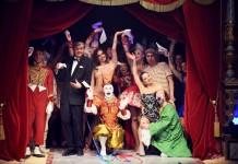 Nostalgie und Moderne bei Roncalli copyright: Circus Roncalli / Bertrand Guay
