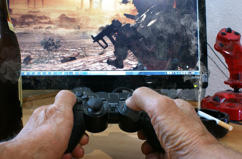 Knapp 10 Millionen Spieler greifen zu Sammler-Editionen von Videospielen copyright: Bernd Kasper  / pixelio.de